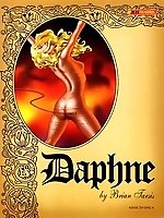Tortures and exections of Daphne in the nunnery