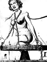 Brutal tortures and executions of medieval witches